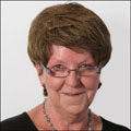 Councillor Barbara Ashwood (PenPic)